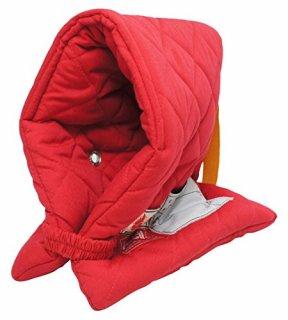 要出典 幼児防災頭巾 ファシル 防災対策 幼児用 プレミアム 防災頭巾