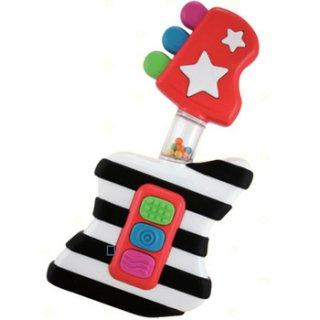 要出典 ギターのおもちゃ サッシー ギター・ラトル