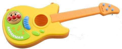 要出典 ギターのおもちゃ アガツマ アンパンマン うちのこ天才 ギター