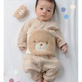 要出典 赤ちゃん用腹巻き 妖精の森 ほのぼの動物はらまき(オープン式)