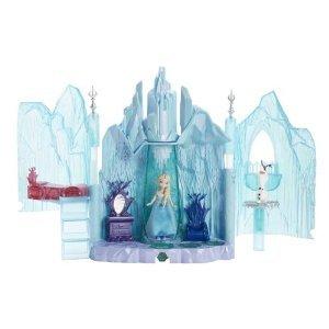 要出典 プリンセス ディズニープリンセス アナと雪の女王 エルサ ライトアップパレス