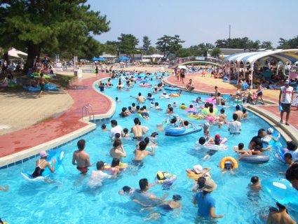 要出典 福岡県のプール 国営海の中道海浜公園 サンシャインプール(福岡県福岡市)
