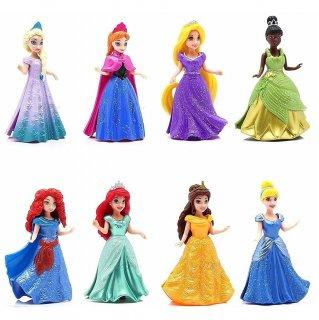 要出典 おもちゃ ディズニープリンセス マジッククリップドール