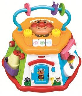 要出典 0~1歳知育玩具 アガツマ アンパンマン おおきなよくばりボックス