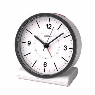 要出典 小学男入学祝い セイコークロック アナログ目覚まし時計