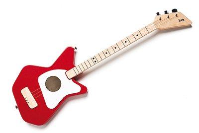 要出典 ギターのおもちゃ ルーグ 組み立てて弾く3弦ギター