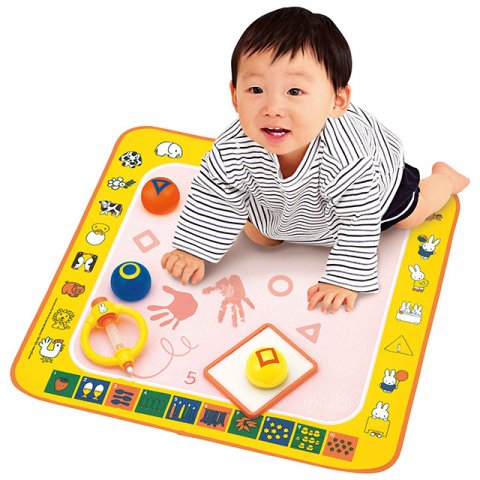 要出典 赤ちゃんが喜ぶおもちゃ パイロットインキ ミッフィー はじめてのスイスイおえかき
