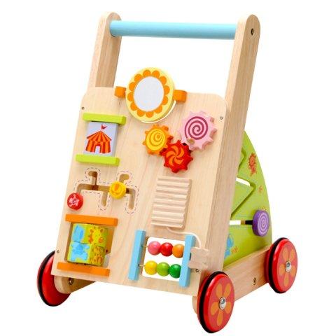 要出典 赤ちゃんが喜ぶおもちゃ エデュテ アイムトイ ベビーファーストウォーカー