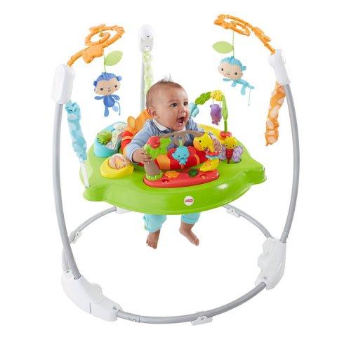 要出典 赤ちゃんが喜ぶおもちゃ フィッシャープライス ジャンパルー