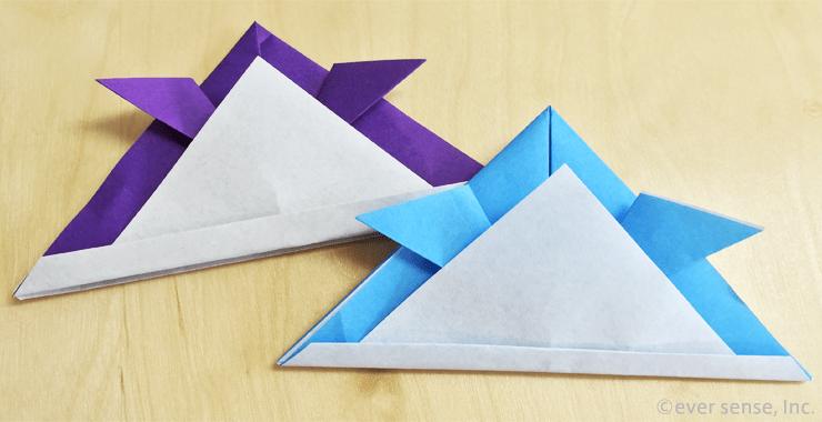 折り紙 兜