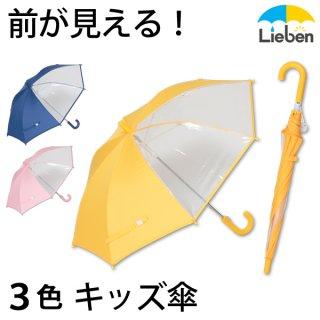 要出典 前が見える! 子供傘
