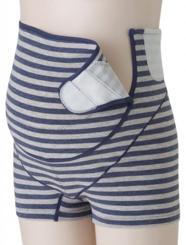 要出典 妊婦帯 犬印 検診便利パンツ妊婦帯 ガードルタイプ