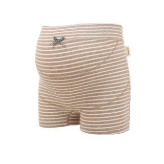 要出典 妊婦帯 犬印本舗 ボーダー柄らくばきパンツ妊婦帯