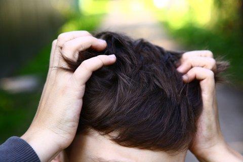 子供 頭 髪 かゆい 臭い