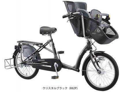要出典 子供乗せ 自転車 丸石サイクル 子供乗せサイクル ふらっか~ずシュシュ
