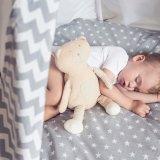 赤ちゃん 寝る 布団 ベビー布団