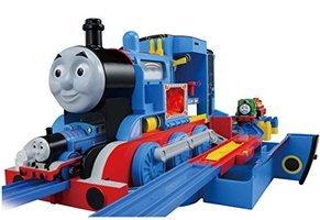 要出典 トーマスのおもちゃ プラレール トーマスシリーズ あそべるエンジン