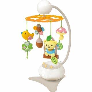 要出典 ベッドメリー 赤ちゃん 人気 おすすめ コンビ メロディいっぱい!みまもりセンサーメリー