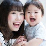(アイキャッチ)赤ちゃん ママ 親子 笑顔