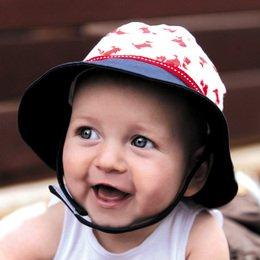 要出典 ベビー帽子 サングローブ UVカット 帽子 ベビー用 パピー