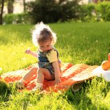 子供 赤ちゃん ピクニックシート レジャーシート ピクニック 遠足 ひなたぼっこ 弁当