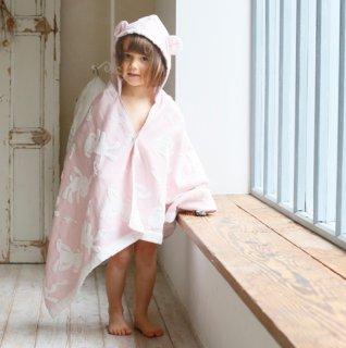 要出典 出産祝い おしゃれ コンテックス 今治タオル マカロン フード付きバスタオル 出産祝い 名入れ刺繍