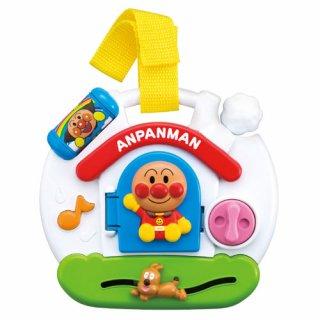 要出典 チャイルドシートおもちゃ アガツマ アンパンマン おでかけ手遊びボード