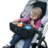 要出典 ベビーカードリンクホルダー ジェイエルチルドレス ベビーカー用小物入れ Food 'N Fun Toddler Tray