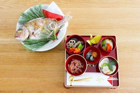 お食い初め 料理例2