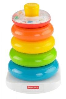 要出典 1歳児のおもちゃ フィッシャープライス ブリリアントベーシック ゆらりんタワー