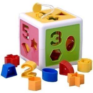 要出典 1歳児のおもちゃ アガツマ パズルっこシリーズ かくっこパズル