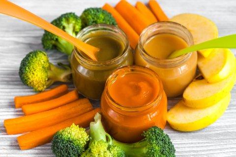 野菜 離乳食 ペースト