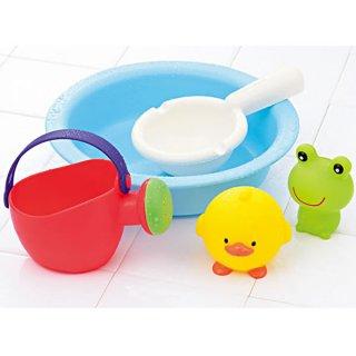 要出典 水遊び用おもちゃ ローヤル やわらかおふろでバラエティセット