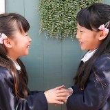 入学式 女の子 髪型