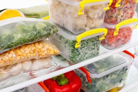 冷凍保存 冷凍庫 離乳食 食材