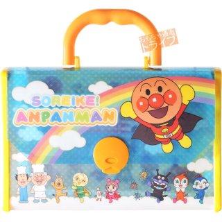 要出典 人気のお絵かきグッズ アンパンマン おえかきバッグセット