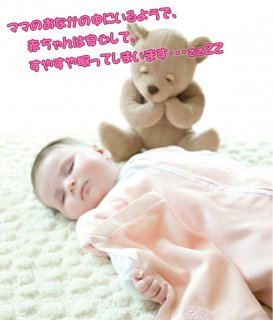 要出典 女の子の出産祝い スランバーベア プレミアム
