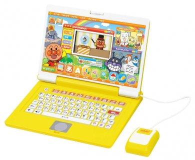 要出典 3歳の男の子への誕生日プレゼント バンダイ アンパンマン カラーパソコンスマート