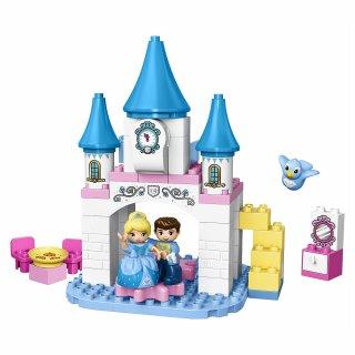 要出典 3歳 女の子 誕生日プレゼント レゴデュプロ シンデレラのおしろ