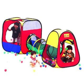 要出典 2歳の男の子の誕生日 パピー ボールハウステントセット