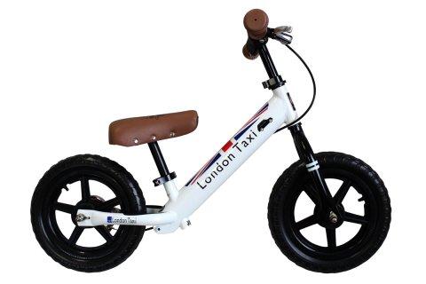 要出典 2歳の男の子の誕生日 ロンドンタクシー キックバイク バランスバイク スタンドセット