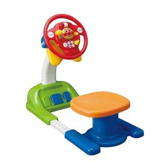 要出典 ハンドルのおもちゃ アガツマ アンパンマン キッズドライバー
