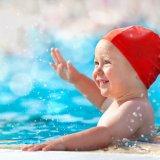 赤ちゃん プール スイミング スイミングキャップ スイムキャップ