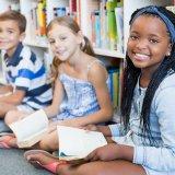 小学生 本 読書 図書室