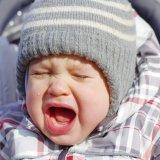 赤ちゃん 泣く ぐずる 外出 お出かけ