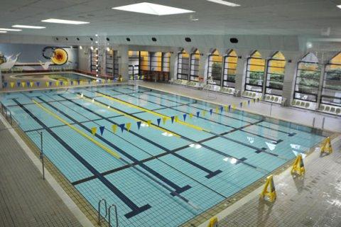要出典 中野区プール 鷺宮体育館 温水プール