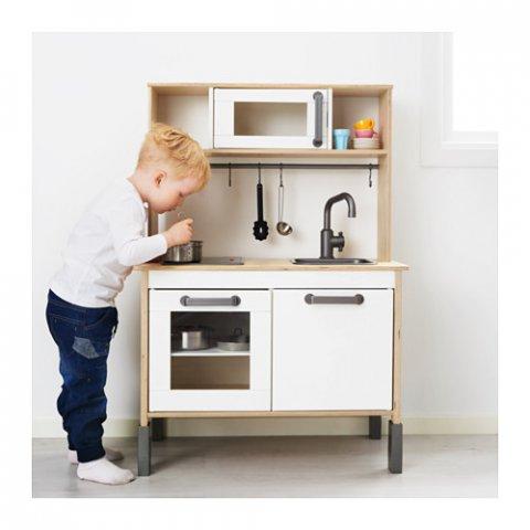 要出典 イケアのおもちゃ IKEA(イケア)DUKTIG おままごとキッチン
