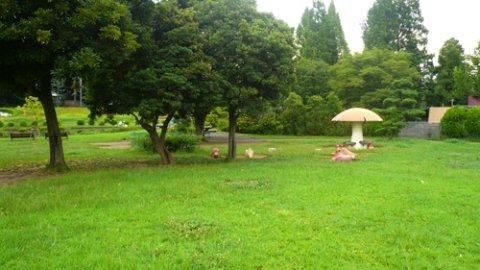 要出典 じゃぶじゃぶ池 大崎公園 埼玉県さいたま市緑区