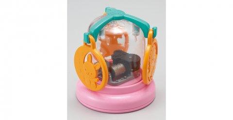 要出典 オルゴール うちの赤ちゃん世界一 本物オルゴールの枕元メリー