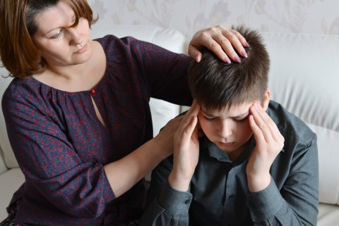 子供 頭痛 看病 悩み
